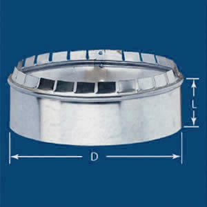 Galvanized Pipe Connectors Marstan Manufactures Pvs And